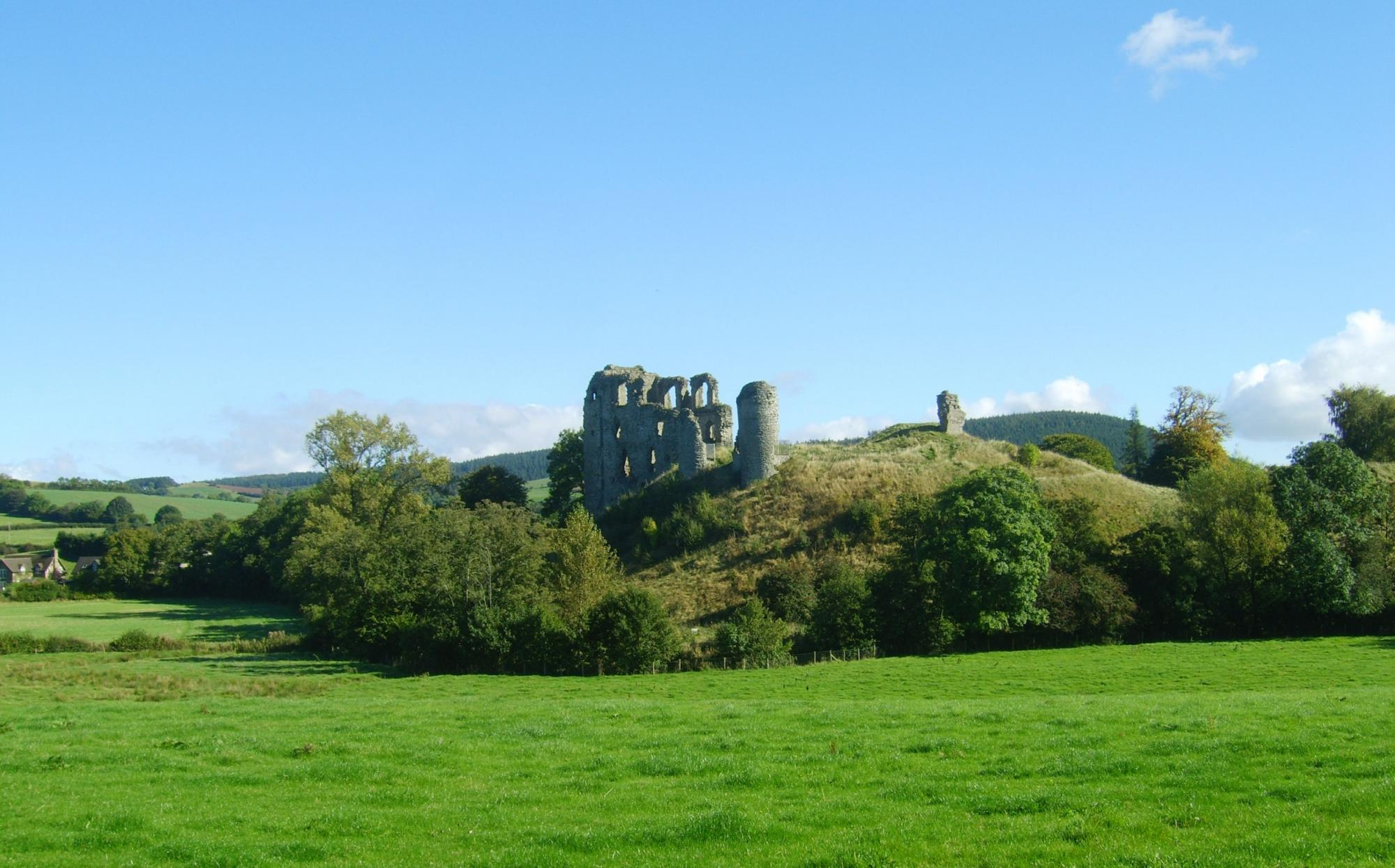 Campsites in Shropshire | Best Camping Sites in Shropshire