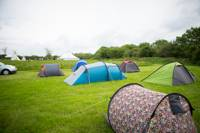 Wild Camping - Meadow Tent Pitch