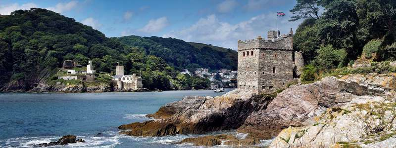 Kingswear Castle Castle Rd Kingswear Dartmouth Devon TQ6 0DX