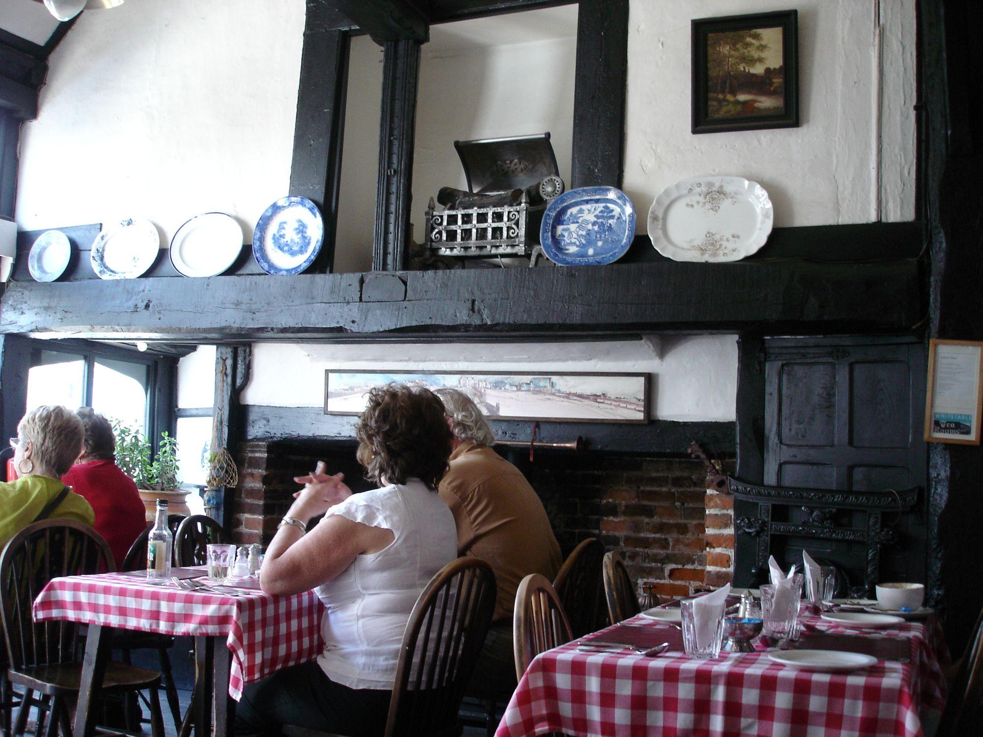 Tudor Tea Rooms
