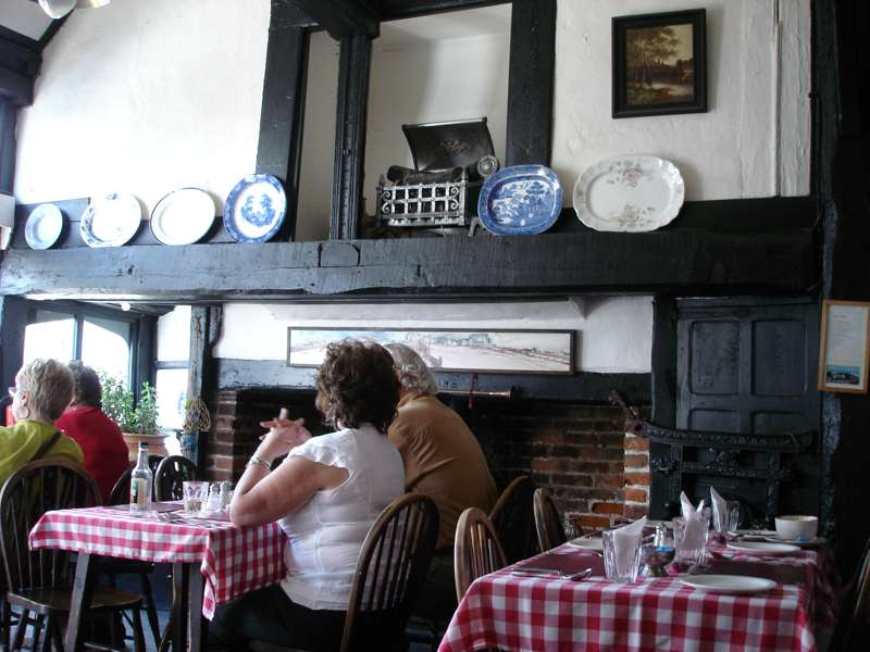 Tudor Tea Rooms