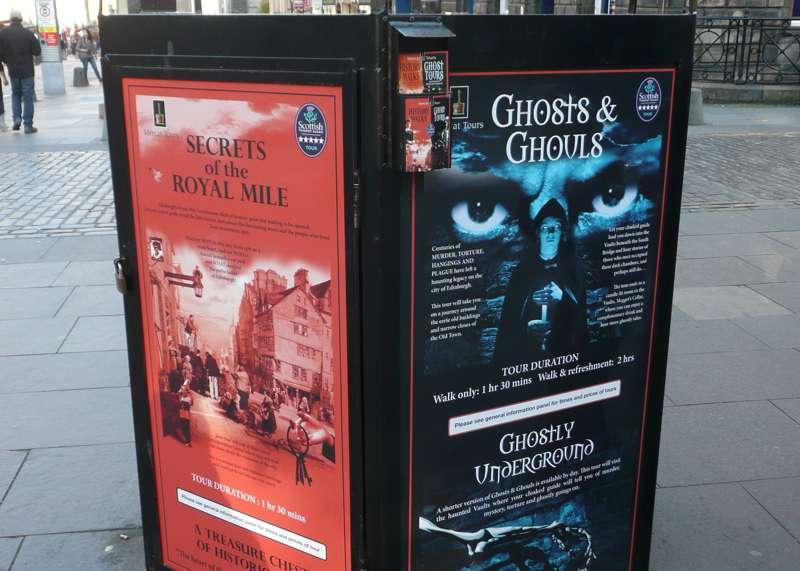 Ghost Tours of Edinburgh
