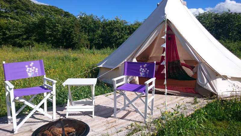 Bell Tent & Bell Tent Glamping
