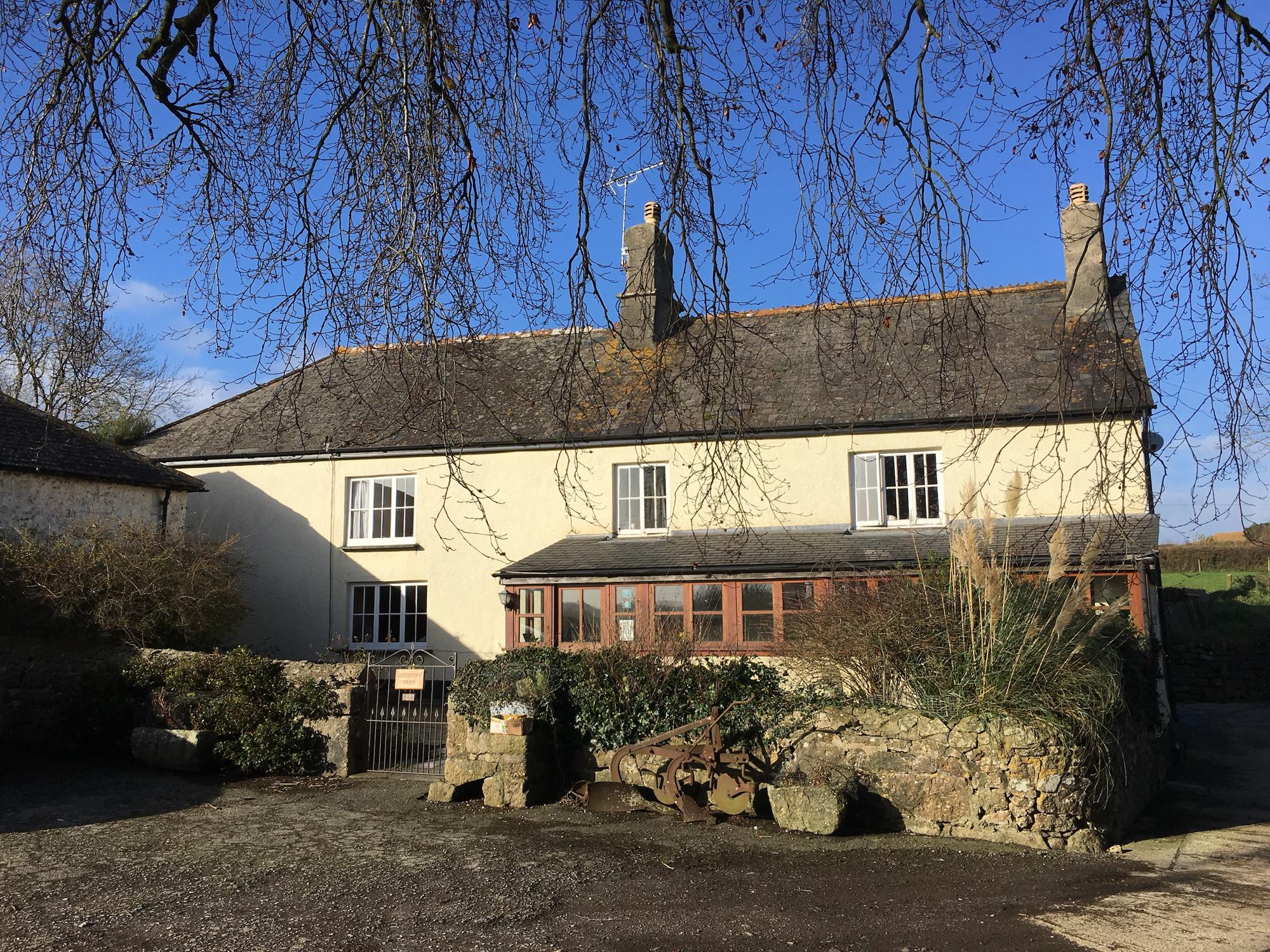 B&Bs in Moretonhampstead holidays at Cool Places