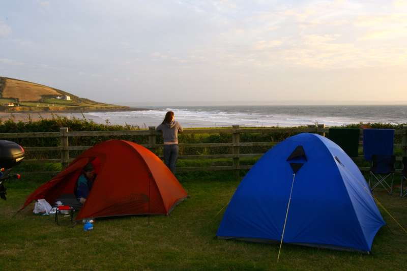 Croyde Camping | Best campsites in Croyde, Devon