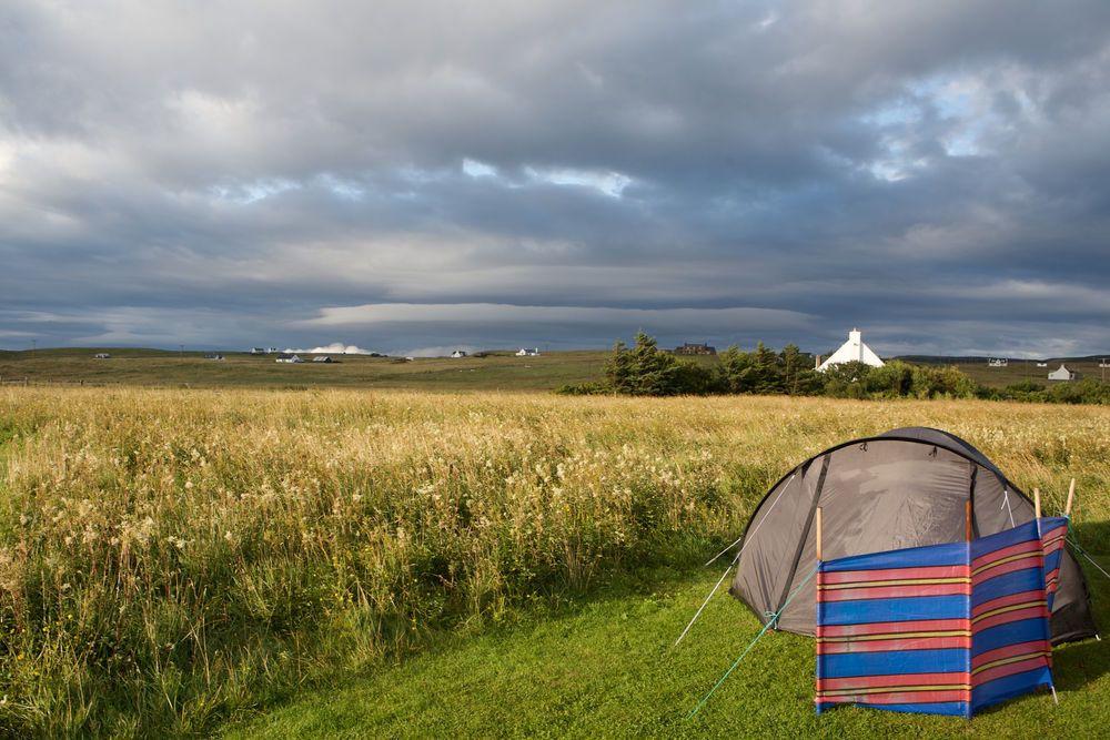 Campsites in Isle Of Skye