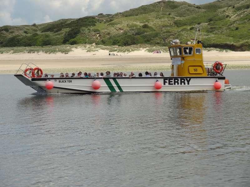 Black Tor Ferry