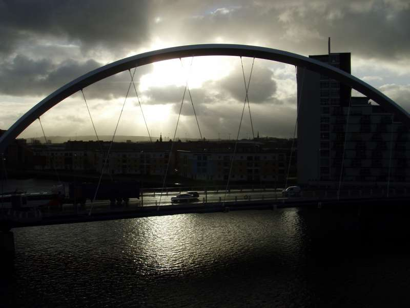 The Squinty Bridge