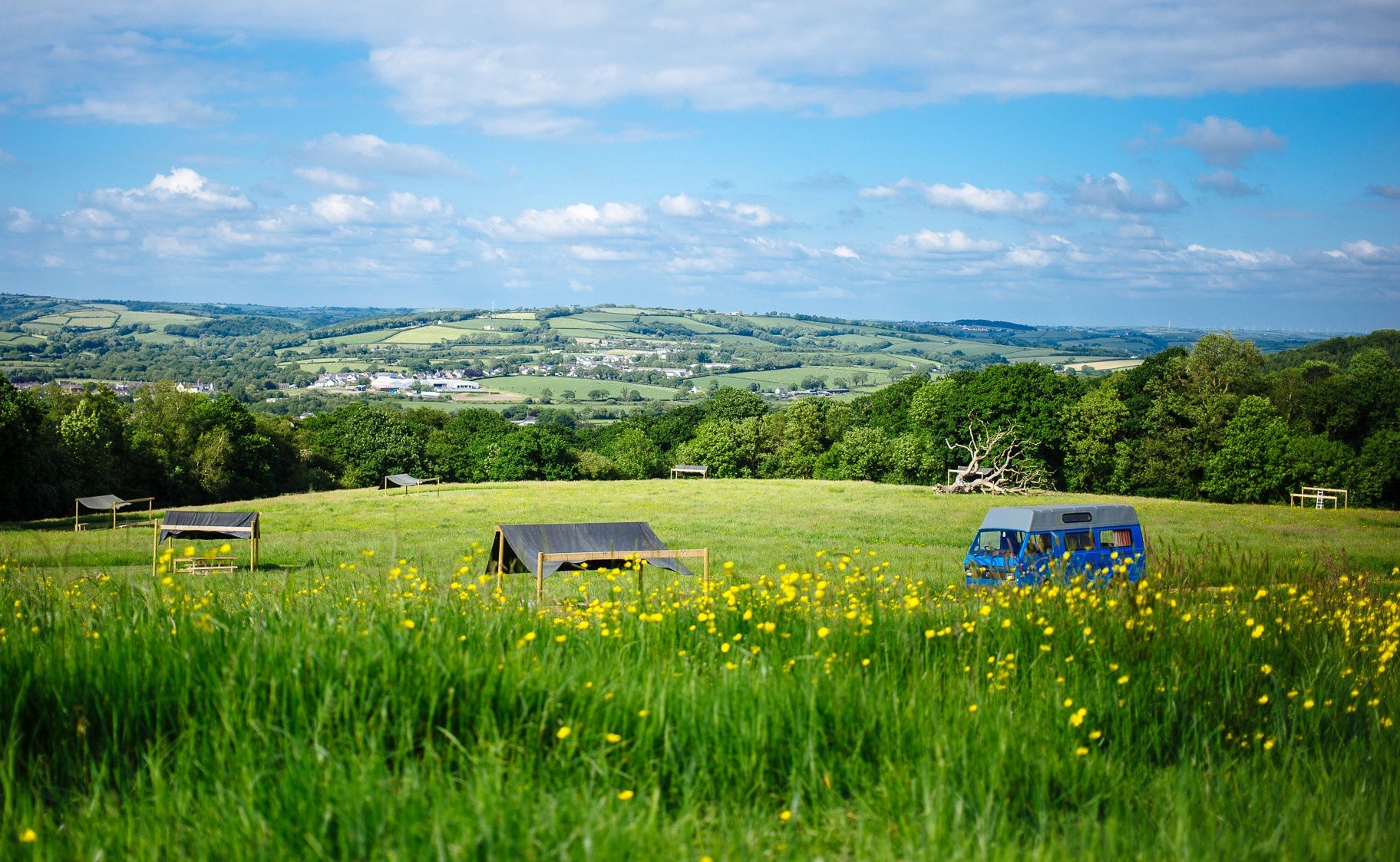 Camping Sites Near Beaches In Pembrokeshire