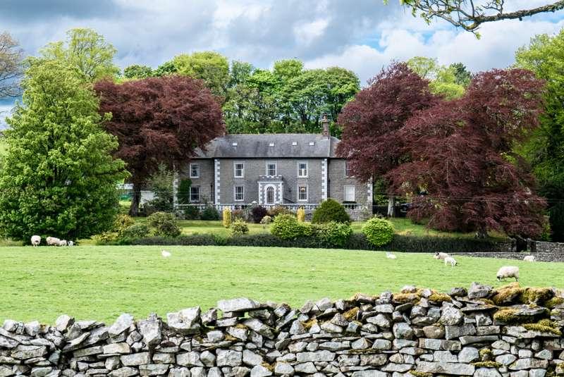 Brownber Hall and House Brownber Hall, Newbiggin-on-Lune, Kirkby Stephen, Cumbria CA17 4NX