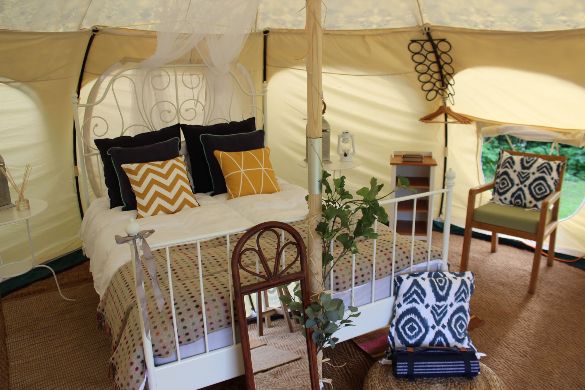 Glamping in Staithes – Cool Camping